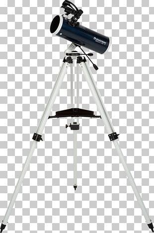 Reflecting Telescope Celestron Newtonian Telescope Refracting Telescope PNG