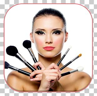 Cosmetics Olive Skin Makeup Brush Beauty Parlour Anti-aging Cream PNG