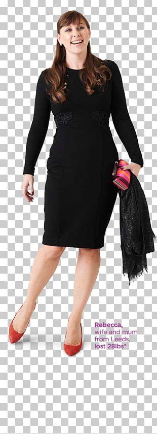 Little Black Dress Shoulder Black Friday Cyber Monday Restaurant PNG