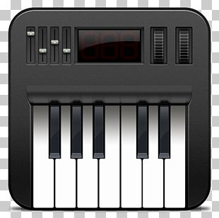 Digital Piano Musical Instrument Electric Piano Input Device Electronic Instrument PNG