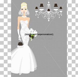 Wedding Invitation Bridal Shower Bride Greeting & Note Cards PNG
