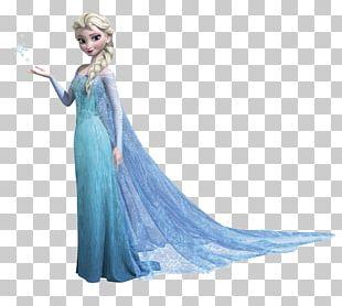 Elsa Anna Olaf Wall Decal PNG