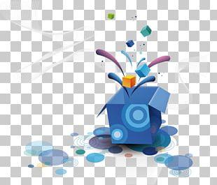 Graphic Arts Box PNG