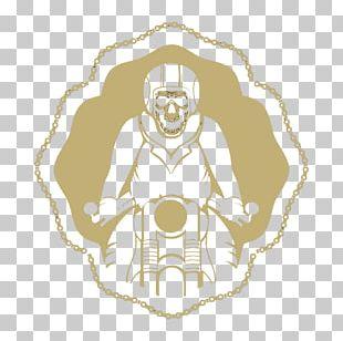 Motorcycle Logo Illustration PNG