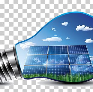 Solar Power Solar Energy Photovoltaic Power Station Photovoltaic System Renewable Energy PNG