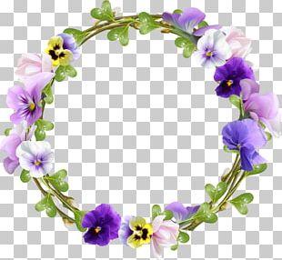 Wreath Flower PNG
