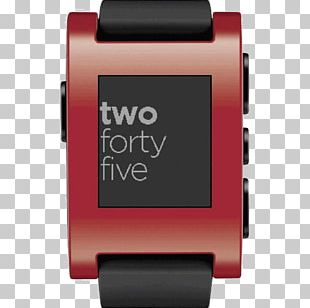 Pebble Time Samsung Galaxy Gear Smartwatch PNG