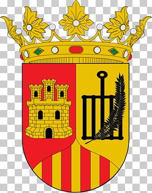 Coat Of Arms Of Spain Alcocer De Planes Field Escutcheon PNG