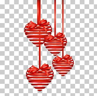 Floral Ornament Heart PNG