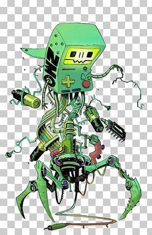 Idea Character Illustration PNG