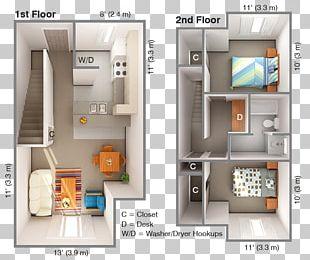 Floor Plan House Apartment Bedroom PNG