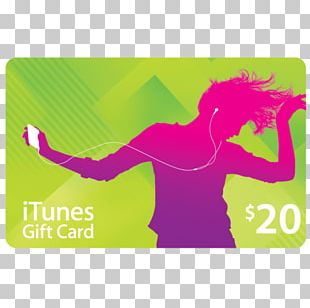 Gift Card ITunes Store Voucher PNG