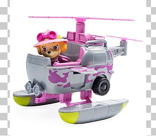Skye Mission PAW: Quest For The Crown Toy Helicopter Game PNG