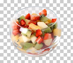 Glass Fruit Cup Strawberry Vegetarian Cuisine Drink PNG