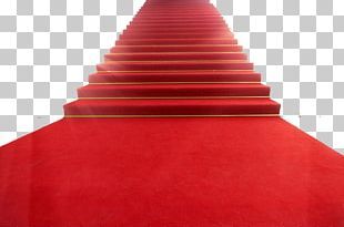 Red Carpet Stock Photography Stairs PNG