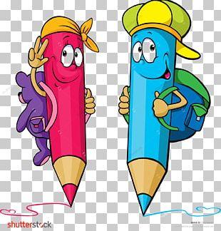 School Coloring Books Pencil Cartoon PNG