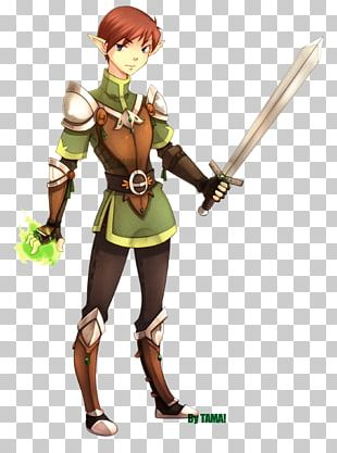 Lance The Woman Warrior Spear Weapon Cartoon PNG