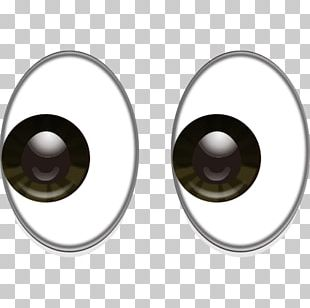 Emoji Eye Smiley Heart PNG