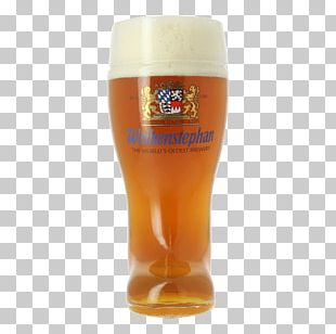 Wheat Beer Beer Glasses Pint Glass PNG