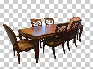 Table Dining Room House Matbord Chair PNG