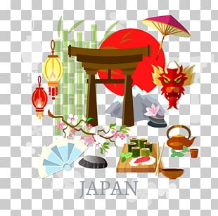 Culture Of Japan Tradition Illustration PNG