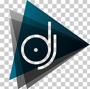 Disc Jockey DJ Mix Logo PNG