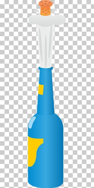 Sparkling Wine Champagne Bottle PNG