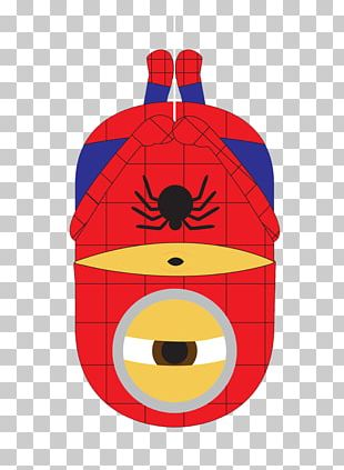 Spider-Man Batman Superman Superhero Minions PNG