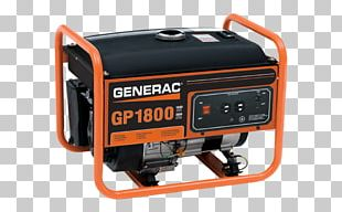 Engine-generator Generac Power Systems Generac GP1800 Electric Generator Electric Motor PNG