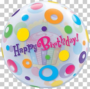 Happy Birthday To You Balloon Party Birthday Cake PNG