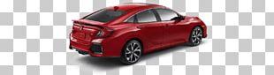 Car Door Sports Car 2018 Honda Civic Si Sedan PNG
