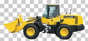 Komatsu Limited Caterpillar Inc. Loader Heavy Machinery Architectural Engineering PNG