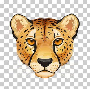 Leopard Tiger Jaguar Cheetah T-shirt PNG