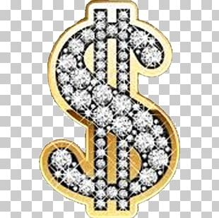 Dollar Sign United States Dollar Money Gold PNG