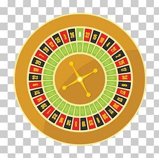 Roulette Gambling Wheel Casino PNG