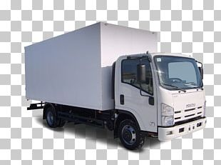 Isuzu Elf Van Car Isuzu Motors Ltd. PNG
