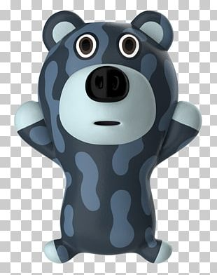Bear Toy Cartoon Designer PNG