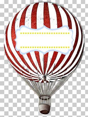 Hot Air Balloon Tethered Balloon PNG