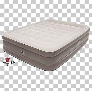 Coleman Company Air Mattresses Bed Pillow PNG