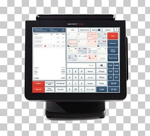 Point Of Sale Sales Retail Cash Register Filling Station PNG