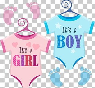 Girl Boy Infant Illustration PNG