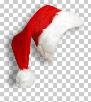 Santa Claus Christmas Bonnet PNG