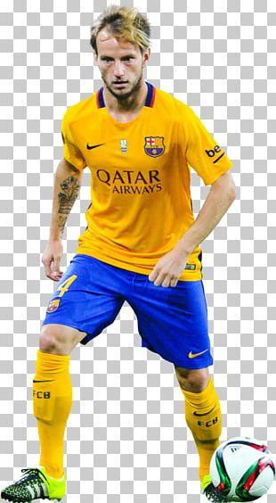 Ivan Rakitić 2015–16 FC Barcelona Season Rendering Football PNG