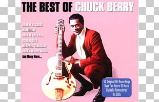 The Best Of Chuck Berry Rock And Roll Album Musician PNG