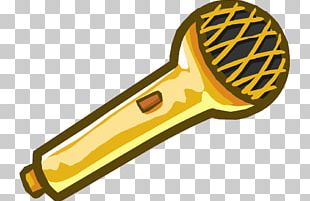 Microphone Club Penguin PNG