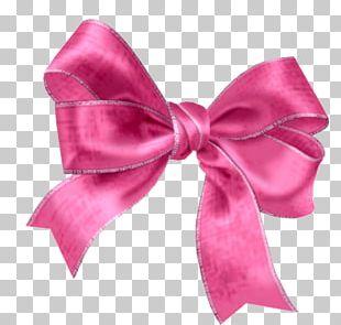 Pink Ribbon Adhesive Tape PNG