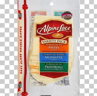 Land O'Lakes Delicatessen Swiss Cheese Muenster Cheese PNG