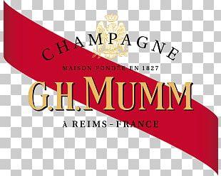 Mumm Champagne Logo PNG