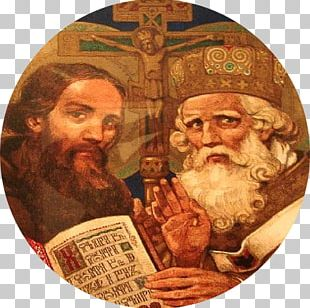 Saint Methodius Of Byzantine Thessalonica Saints Cyril And Methodius Slavonic Literature And Culture Day Equal-to-apostles PNG