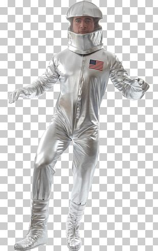Space Suit Astronaut Costume Party Clothing PNG